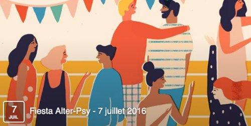 Fiesta Alter-Psy le 7 juillet
